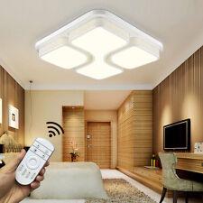 LED Deckenlampe Deckenleuchte Dimmbar Küchenlampe Decken Lampe Fernbedienung A++