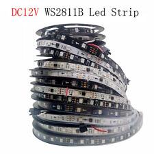 DC12V WS2811B 5050 RGB Addressable Led Pixel Strip Light Full Colors Led Strip