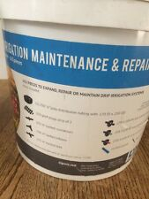DIG DB250 DRIP IRRIGATION MAINTENANCE & REPAIRS 162 PIECE BUCKET