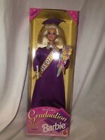 Class of 1997 Graduation Barbie 1998, NRFB Mint NRFB