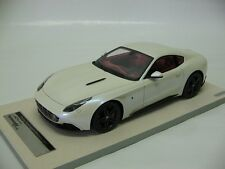 TECNOMODEL 2015 SUPERLEGGERA BERLINETTA LUSSO W/FERRARI F12 White 1:18*New Item!