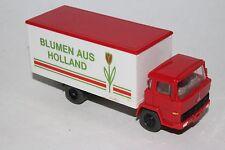 """Wiking Magirus Deutz truck """"Blumen Aus Holland"""""""