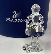 New ListingSwarovski Crystal Figurine Little Red Riding Hood w/ Basket in Box 191695