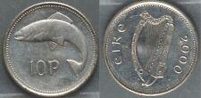 Ireland Ierland -  ten 10 Pence 2000 - nice!