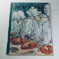 The New Yorker: Nov 28 1964 Perry Barlow Cover full magazine