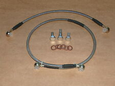 Norton 750 850 Commando Overhead Rocker Oil Line STAINLESS replaces 06-5561