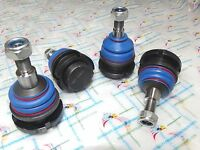 W163 NEW 4 Premium Quality Lower Front & Rear Ball Joint Joints