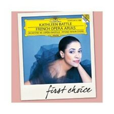 KATHLEEN BATTLE/OOB/+ - FRENCH ARIAS (FC)  CD  GOUNOD/BERLIOZ/MASSENET/+  NEW+