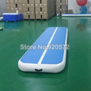Inflatable Air Gym Track Tumbling Mat Gymnastics Outdoor Sport 3.2*2*.3ft