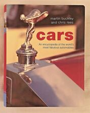 """""""Cars - an encyclopedia of the world's most fabulous automobiles"""" Buckley/Rees"""