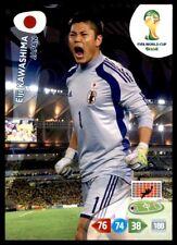Panini Brazil 2014 Adrenalyn XL Eiji Kawashima Japan Base card