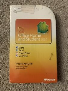 Msoffice 2010 Home And Student Family Pack Cheap License