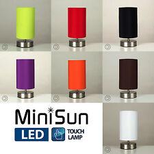 Dimmer Touch Table Lamp Modern Lounge Light Bedside Desk Office Work Lighting