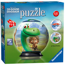 Disney The Good Dinosaur 72 Piece 3D Puzzle from Ravensburger