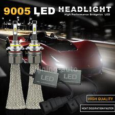 All in one 9005 HB3 CREE LED Fanless 10800LM 96W Headlight Kit Light Bulb set C4
