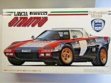 "Fujimi 1/24 Scale ""Pirelli"" Lancia Stratos Model Kit - New - Item # 08234*3000"