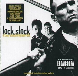 LOCK, STOCK & TWO SMOKING BARRELS ~ Movie Soundtrack ~ CD ~ GC ~ FREE POST!