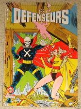 LES DEFENSEUR N°6  DC Arédit 1986