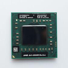 AMD A4-Series A4-4300M AM4300DEC23HJ A4 4300M Socket FS1r2 722pin 2.5Ghz CPU