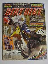 July 1993 DIRT BIKE Magazine motocross moto x racer action mx