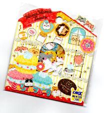 Hamu Hamu Town Kawaii Sticker Sack stickers flakes seals Crux Hamsters