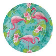 8 Teller Flamingo Paradise 23cm