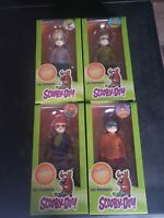Mezco Living Dead Dolls Scooby-Doo & Mystery Inc with Build-A-Figure FULL SET