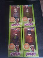 Mezco Living Dead Dolls Scooby-Doo & Mystery Inc with Build-A-Figure FULL SET