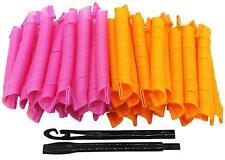 Fangfei Super Long Spiral Curls Styling Kit - 40pcs & 55cm