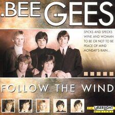 CD NEUF scellé - BEE GEES - FOLLOW THE WIND -C30