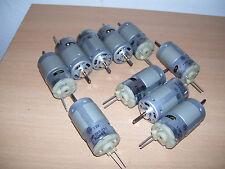 10 Stück  Bosch DC-Motor JOHNSON 1397220231