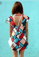 ASOS Geometric Dress - Excellent condition