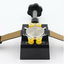 Watch Holder Aluminium Alloy Vise Clamp for Watch Repair Jewelry Bead Carving