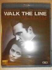 WALK THE LINE FILM IN BLU-RAY NUOVO DA NEGOZIO INCELLOFANATO-SPEDIZ. SOLO € 4,90
