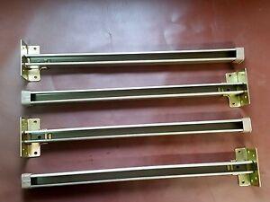 """TABLE LEGS 16"""" FIXED  (set of 4) Johnson Hardware Heavy Duty  NEW"""