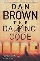 The Da Vinci Code by Dan Brown, Good Book (Hardcover) FREE & Fast Delivery!