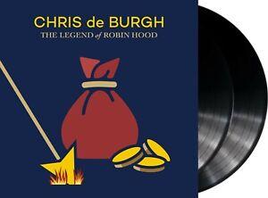 "Chris De Burgh ""the legend of robin hood"" Vinyl 2LP NEU Album 2021"
