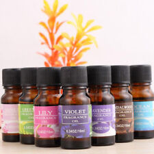 Pure Plant Aromatherapy Oils Kit 10ml For Humidifier Water-soluble Essential Oil