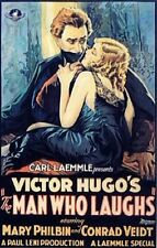 MAN WHO LAUGHS (DVD 1928 SILENT) DRAMA VICTOR HUGO CONRAD VEIDT