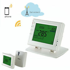 Digital  Programmable WIFI Wireless Thermostat Android/IOS APP Phone Control
