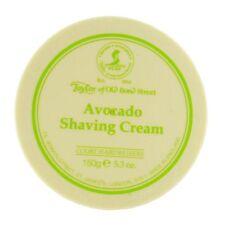 Avocado Luxury Shaving Cream Tub 150g, Taylor of Old Bond St