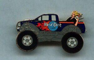 Hard Rock Toronto Skydome Auto Show Monster Truck pin