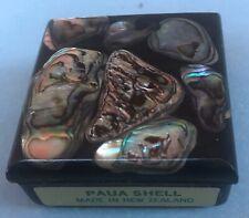 Paua Shell Trinket Box