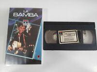 La Bamba Luis Valdez Ritchie Valens VHS Nastro Castellano Edizione Spagna