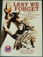 RAF MALTA WW2 Pilots Aircrew Squadrons History Island Defence Second World War