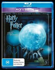 Harry Potter And The Order Of The Phoenix Blu-ray Movie | 2 Disc Special Edition