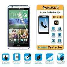 3x PELLICOLA per HTC Desire 820 FRONTE + PANNO PROTETTIVA DISPLAY