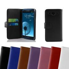 Case for Samsung Galaxy S3 / S3 NEO Phone Cover Plain Design Wallet Book