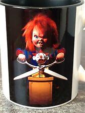 Chucky Doll 80's Child's Play 2 Sorry Jack Chucky's Back Movie Poster Horror Mug