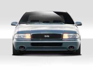 91-96 Chevrolet Impala BT-1 Duraflex Front Body Kit Bumper!!! 112224